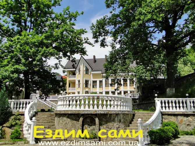 Vip House «Гнездо Голубки»/отдых в Закарпатье/Шаян